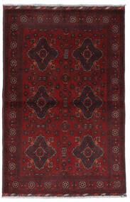 Afghan Khal Mohammadi Rug 100X154 Authentic  Oriental Handknotted Dark Red/Dark Brown (Wool, Afghanistan)