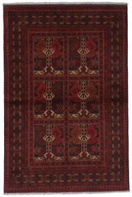 Afghan Khal Mohammadi Rug 98X147 Authentic  Oriental Handknotted Dark Red (Wool, Afghanistan)