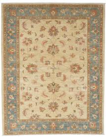 Ziegler Ariana Rug 173X237 Authentic  Oriental Handknotted Brown/Light Brown/Dark Green (Wool, Afghanistan)