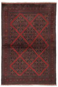 Afghan Khal Mohammadi Rug 99X146 Authentic  Oriental Handknotted Black/Dark Brown (Wool, Afghanistan)
