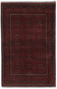 Afghan Khal Mohammadi Rug 102X152 Authentic  Oriental Handknotted Black (Wool, Afghanistan)