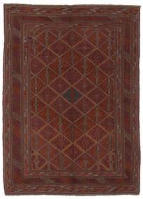 Kilim Golbarjasta Rug 140X188 Authentic  Oriental Handwoven Black (Wool, Afghanistan)