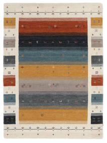 Loribaf Loom Designer - Multi Rug 140X200 Modern Black/Dark Brown (Wool, India)