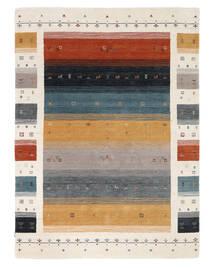 Loribaf Loom Designer - Multi Rug 160X230 Modern Black/White/Creme (Wool, India)