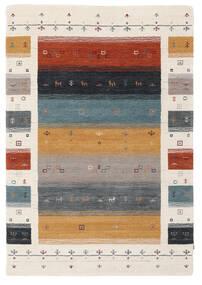 Loribaf Loom Designer - Multi Rug 120X180 Modern Beige/Dark Brown (Wool, India)