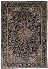 Najafabad Rug 263X387 Authentic  Oriental Handknotted Black/Dark Brown Large (Wool, Persia/Iran)
