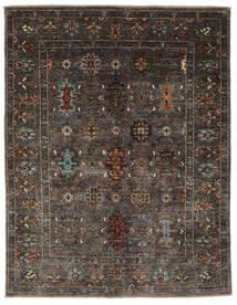Ziegler Ariana Rug 158X197 Authentic  Oriental Handknotted Black/Dark Brown (Wool, Afghanistan)