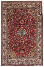 Mahal Rug 207X319 Authentic  Oriental Handknotted Dark Brown/Black (Wool, Persia/Iran)