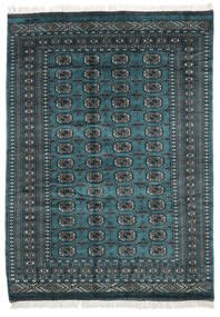 Pakistan Bokhara 2Ply Rug 157X218 Authentic  Oriental Handknotted Black (Wool, Pakistan)