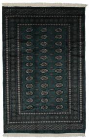 Pakistan Bokhara 3Ply Rug 160X241 Authentic  Oriental Handknotted Black (Wool, Pakistan)