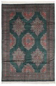 Pakistan Bokhara 2Ply Rug 151X226 Authentic  Oriental Handknotted Black (Wool, Pakistan)