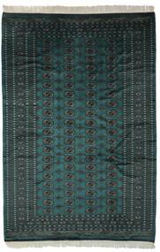 Pakistan Bokhara 2Ply Rug 193X282 Authentic  Oriental Handknotted Black (Wool, Pakistan)