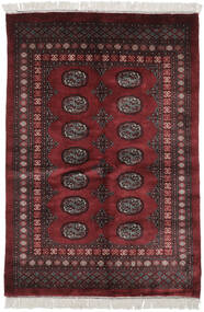 Pakistan Bokhara 3Ply Rug 120X178 Authentic  Oriental Handknotted Black (Wool, Pakistan)