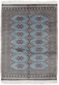 Pakistan Bokhara 3Ply Rug 126X170 Authentic  Oriental Handknotted Black/Dark Grey (Wool, Pakistan)