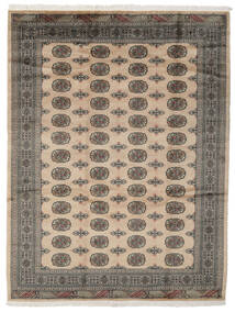 Pakistan Bokhara 3Ply Rug 178X234 Authentic Oriental Handknotted Dark Brown/Light Brown (Wool, Pakistan)
