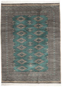 Pakistan Bokhara 3Ply Rug 171X228 Authentic  Oriental Handknotted Black/Dark Grey (Wool, Pakistan)