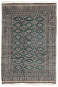 Pakistan Bokhara 3Ply Rug 174X244 Authentic  Oriental Handknotted Black/Dark Grey (Wool, Pakistan)