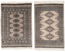 Pakistan Bokhara 2Ply Rug 63X95 Authentic  Oriental Handknotted (Wool, Pakistan)