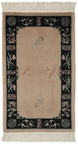 China 90 Line Rug 91X152 Authentic  Oriental Handknotted (Wool, China)