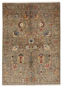 Ziegler Ariana Rug 149X206 Authentic  Oriental Handknotted Dark Brown/Black (Wool, Afghanistan)