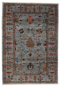 Ziegler Ariana Rug 103X155 Authentic  Oriental Handknotted Black/Dark Brown (Wool, Afghanistan)