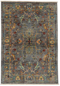 Ziegler Ariana Rug 103X152 Authentic  Oriental Handknotted Black/Dark Brown (Wool, Afghanistan)