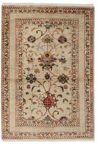 Ziegler Ariana Rug 106X152 Authentic  Oriental Handknotted Brown/Beige (Wool, Afghanistan)