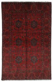 Afghan Khal Mohammadi Rug 122X197 Authentic  Oriental Handknotted Black (Wool, Afghanistan)