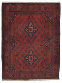 Afghan Khal Mohammadi Rug 82X110 Authentic Oriental Handknotted Black/Dark Brown (Wool, Afghanistan)