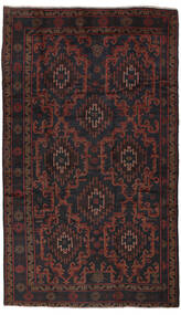 Baluch Rug 160X275 Authentic  Oriental Handknotted (Wool, Afghanistan)