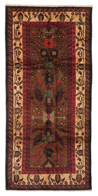 Baluch Rug 140X300 Authentic  Oriental Handknotted Hallway Runner  (Wool, Afghanistan)