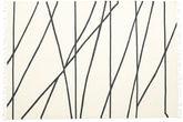 Cross Lines - Off White / Black