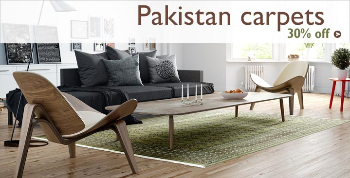 Pakistan carpets